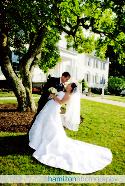 Wedding at Historic Oakland in Columbia, MD by Hamilton Photography