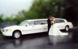 When to hire the wedding limo