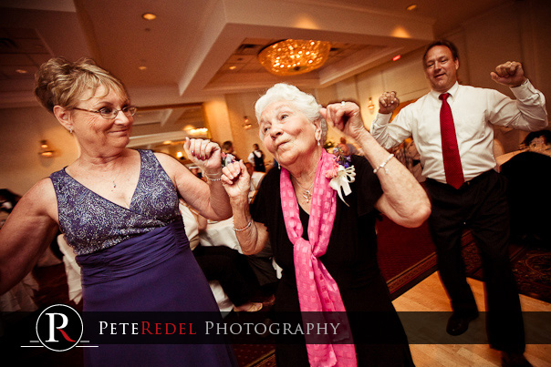 Annapolis Marriott Waterfront Wedding by Pete Redel