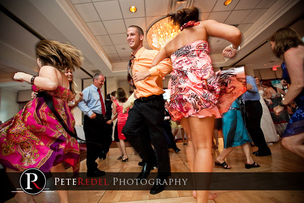 Annapolis Waterfront Marriott Wedding DJ by Pete Redel
