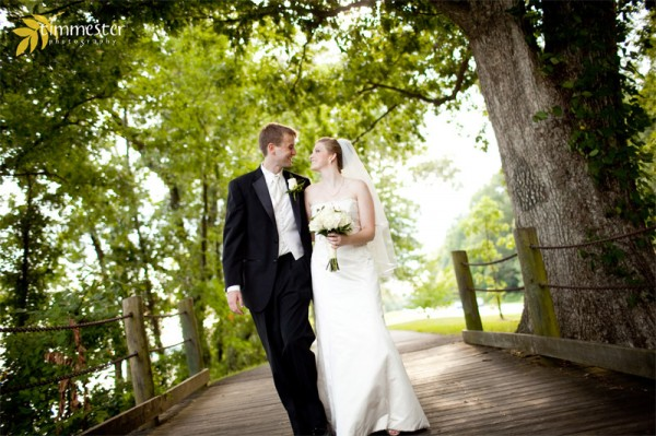 Fort Belvoir Officers Club Wedding by Tracy Timmester Photography
