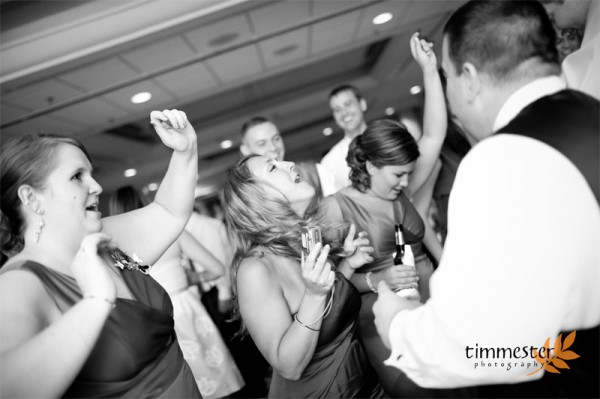 Fort Belvoir Officers Club Wedding Music by Tracy Timmester Photography