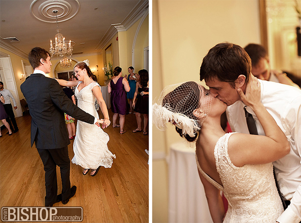 Historic Oakland Manor Columbia, MD Wedding DJ by Evan Bishop