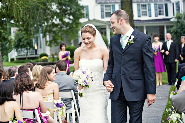 Historic Whitehall Manor, Bluemont Virginia Wedding Ceremony by Katie Stoops