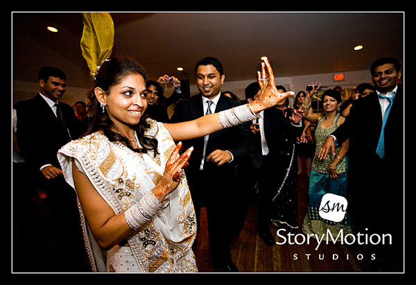 Indian Wedding Disc Jockey Maryland by Storymotion Studios