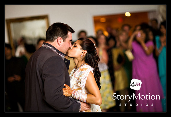 Maryland Half Indian Wedding DJ by Storymotion Studios