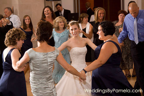 Ronald Reagan Building Washington DC Wedding DJ by Pamela Lepold