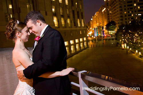 Washington DC Wedding DJ by Pamela Lepold
