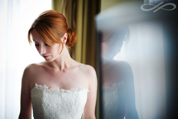 Woodend Sanctuary Wedding Bride by Jay Premack