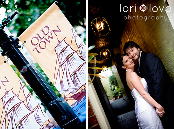 Hotel Monaco Alexandria Wedding by Lori Love