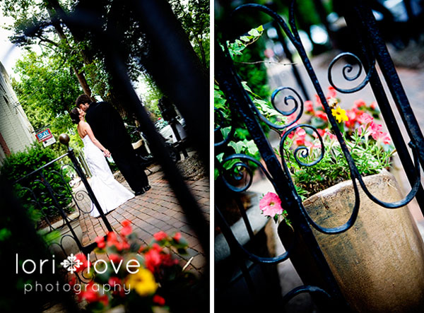 Hotel Monaco Alexandria VA Wedding Pictures by Lori Love