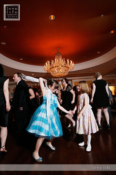 Wedding Dancing Columbia Country Club Chevy Chase