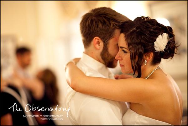 Wedding Dancing, Woodend Audubon Sanctuary