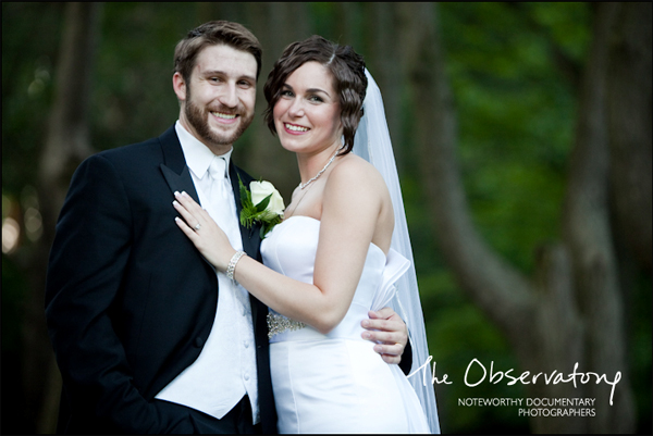 Woodend Sanctuary Wedding, Photographer - The Observatory