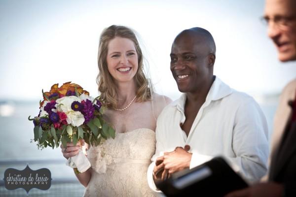 Hyatt Regency Chesapeake Bay Wedding Ceremony