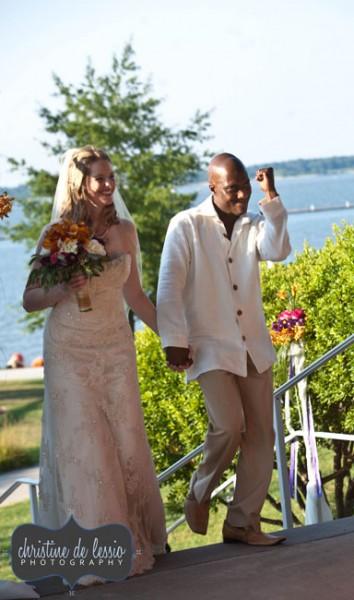 Hyatt Regency Chesapeake Bay - Wedding Reception Pictures