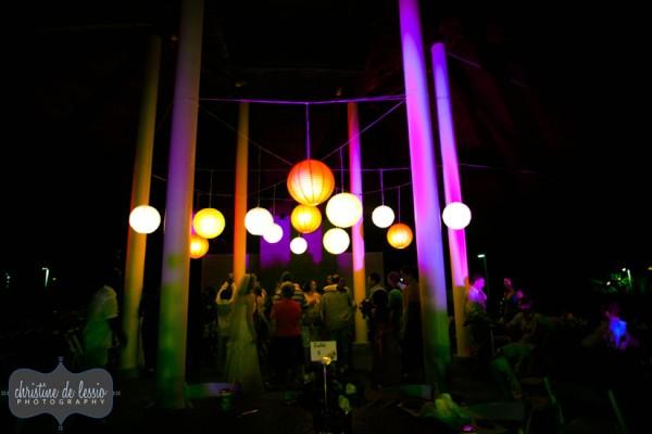 Hyatt Regency Chesapeake Bay - Wedding Reception Regatta Pavilion