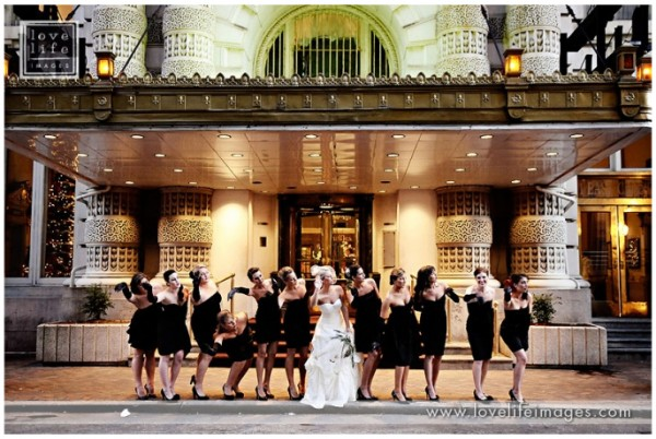 Belvedere Baltimore Weddings, photo by Love Life Images