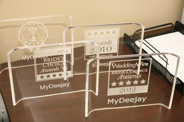 WeddingWire Bride's Choice Awards