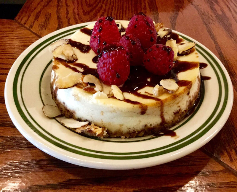 Kays Amaretto Cheesecake for Two.jpg