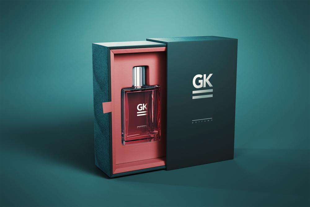 Perfume Mock-up [9$]