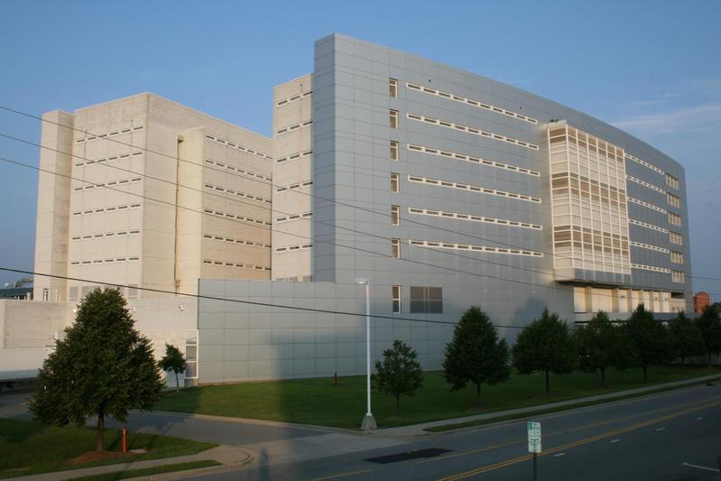 Durham County Jail.ILDAR SAGDEJEV (SPECIOUS)/WIKIMEDIA