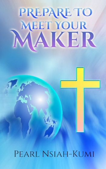 PREPARE TO MEET YOUR MAKER - This is a book of short articles that address the most important issues of life: God, man, sin, separation from God, forgiveness, death, judgment, and eternity. The Bible makes it clear that God is going to judge the world (people) someday because of man's sinfulness. Only God knows the judgment date. That date can be any day now. Prepare now, and avoid God's judgment!