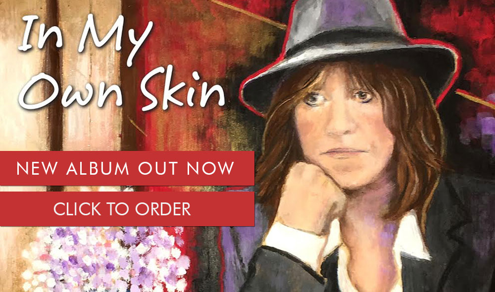 "Janey Street ""In My Own Skin"" Out Now"