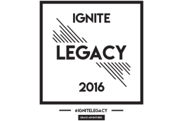 2016 ignite Camp logo.