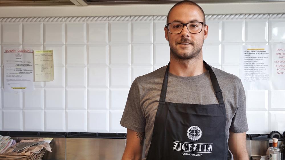 Le Ricette ZIOBAFFA-Francesco Cetorelli-Home Chef Livorno-vino biologico fatto in Italia