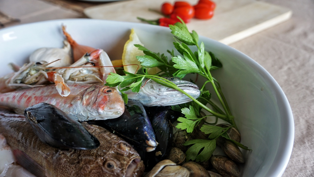 La Cultura ZIOBAFFA-ricetta della settimana-Vialone Nano Mar Adriatico-ZIOBAFFA Toscana Rosso