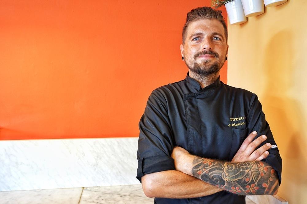 Lo Chef Marco Masini