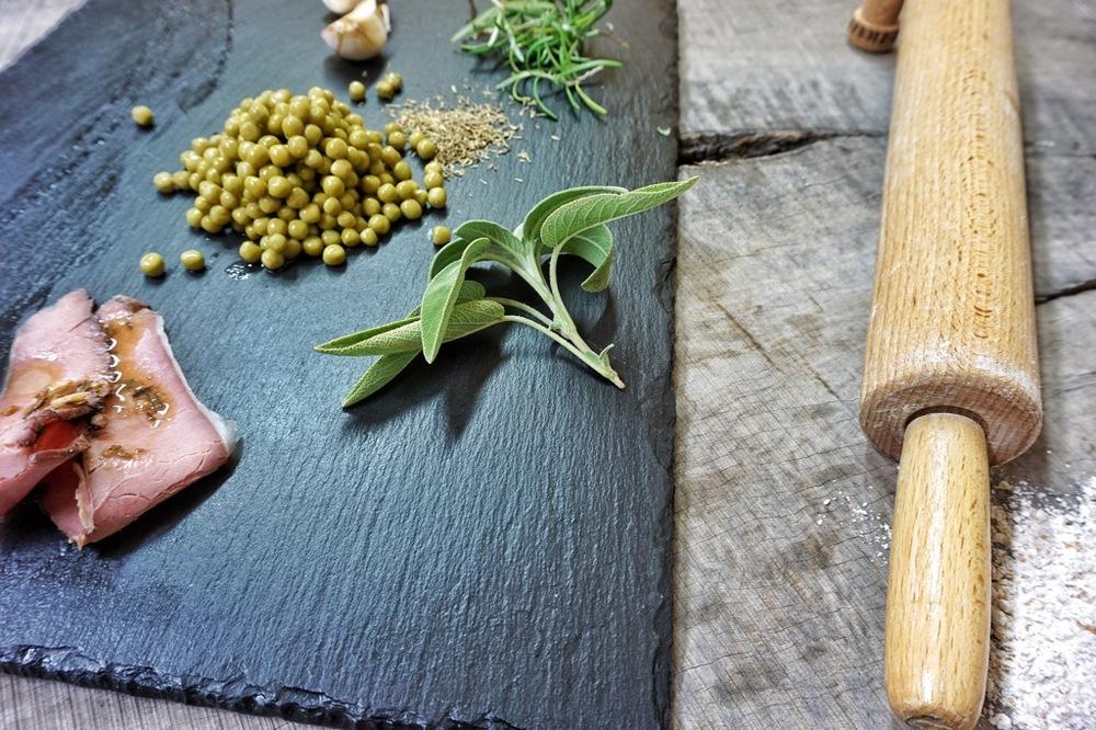 ZIOBAFFA Recipe-Fresh Ingredients-Pizza Gourmet-organic wine-Italy
