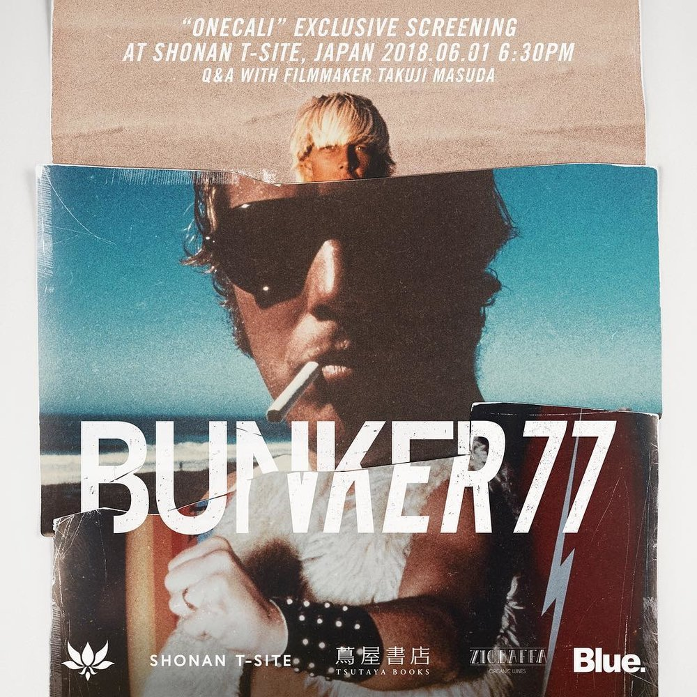 BUNKER77 SURF MOVIE
