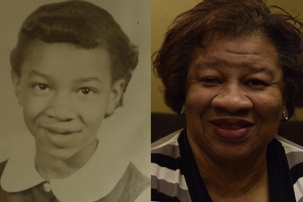 Reverend Dr. Doris A. Graham,  Former Clayton Resident