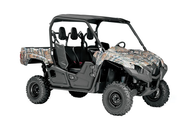 Yamaha Rhino SxS