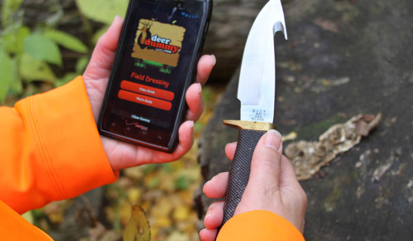DEER HUNTING? THERE'S AN APP FOR THAT    When it comes to hunting deer, like anything else, you often don't know what you don't know until it's too late! Proper care of game meat, deer vocalizations, and even the weather forecast will all play important roles in your hunting success and enjoyment.