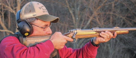 HOW TO STAY ON TARGET WITH PROPER GUN FIT There are a lot of choices that must be made when purchasing a new rifle or shotgun. Gauge or caliber is an important consideration, and action type is another critical choice. But very few hunters ever spend time finding a gun that fits them, and that might be a mistake.