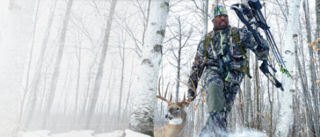 STAY SAFE AND PROTECTED: THE IMPORTANCE OF LAYERING Not only is predator hunting fun and challenging, but it's also a good way to reduce fawn mortality. When Mother Nature throws you a curveball, you need to be prepared. Savvy hunters understand that proper gear and time spent in the woods are the keys to success. Athletes who take for granted the importance of preparation are likely to leave the field early when the weather turns nasty
