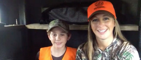 "JUST FOR KIDS: TIPS FOR HUNTING IN THE BLIND Let's face it. We all think it—sometimes, hunting should really be called ""waiting."" Staking out in a blind is an art form. It requires stealth, stillness, and quiet—neither of which are qualities that kids are renowned for. But that doesn't mean you should skip family hunting time in the blind."