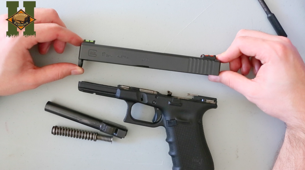 HOW TO CHANGE GLOCK SIGHTS One of the great parts about shooting sports is getting to modify your firearm to your exact needs, depending on your situation. Whether you are interested in shooting sports (USPSA/IDPA), EDC (everyday carry), or self-defense, the key to these modifications is proper installation.