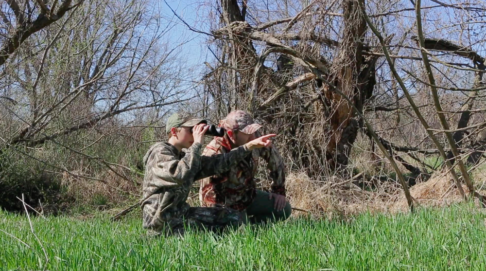 TOP 3 TIPS FOR YOUTH TURKEY HUNTERS   It's important as experienced and adult hunters that we pass on our knowledge to youth and new hunters. Providing an opportunity for them to learn and become excited about their first harvest will encourage many years of ethical, safe hunting.