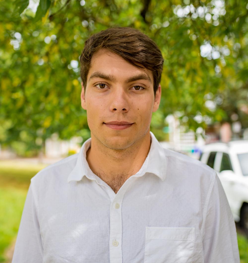 Tyler Honsinger Treasurer of the Board