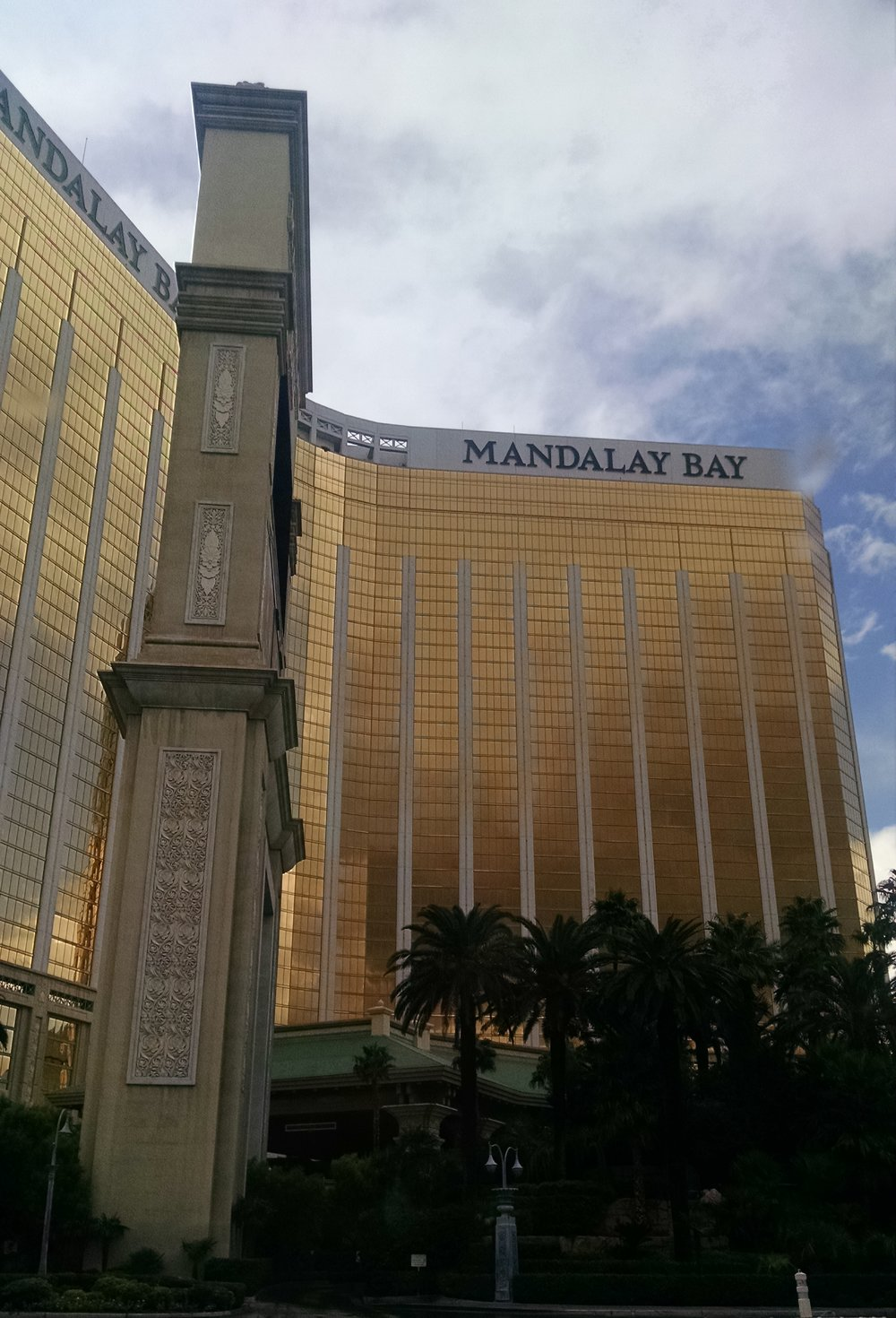 Mandalay Bay - This year's conference is located on the Las Vegas strip at the Mandalay Bay Resort & Casino.