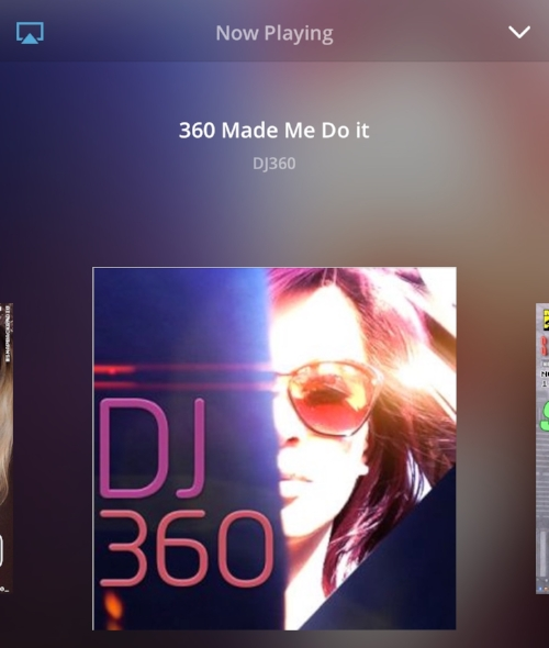 Listen to 360 Made Me Do It