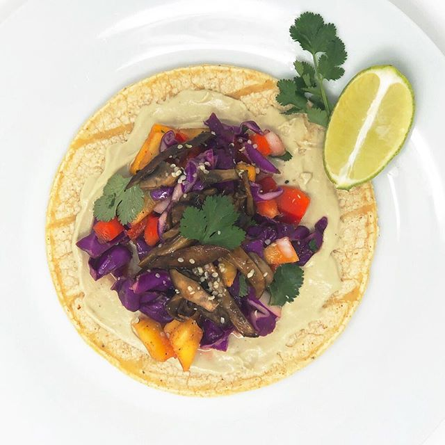 Are you celebrating Cinco De Mayo?! We've got you covered with this sweet and citrus taco combo!  Click on the link in our bio for the recipe! 🎉🌮😋 • • • #GetYourVibes #VibeFood #plantbased #plants #plantstrong #vegan #vegantacos #cincodemayo