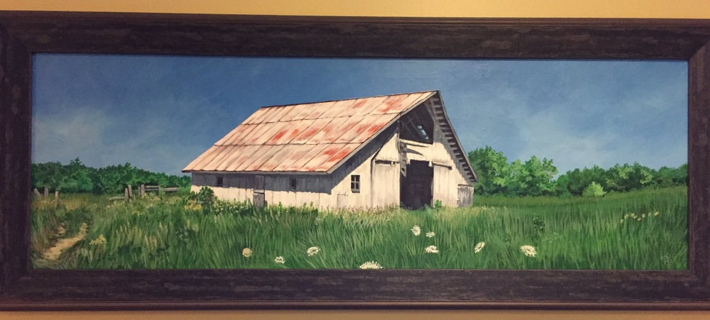 Ruth Ann Begelman, Painting