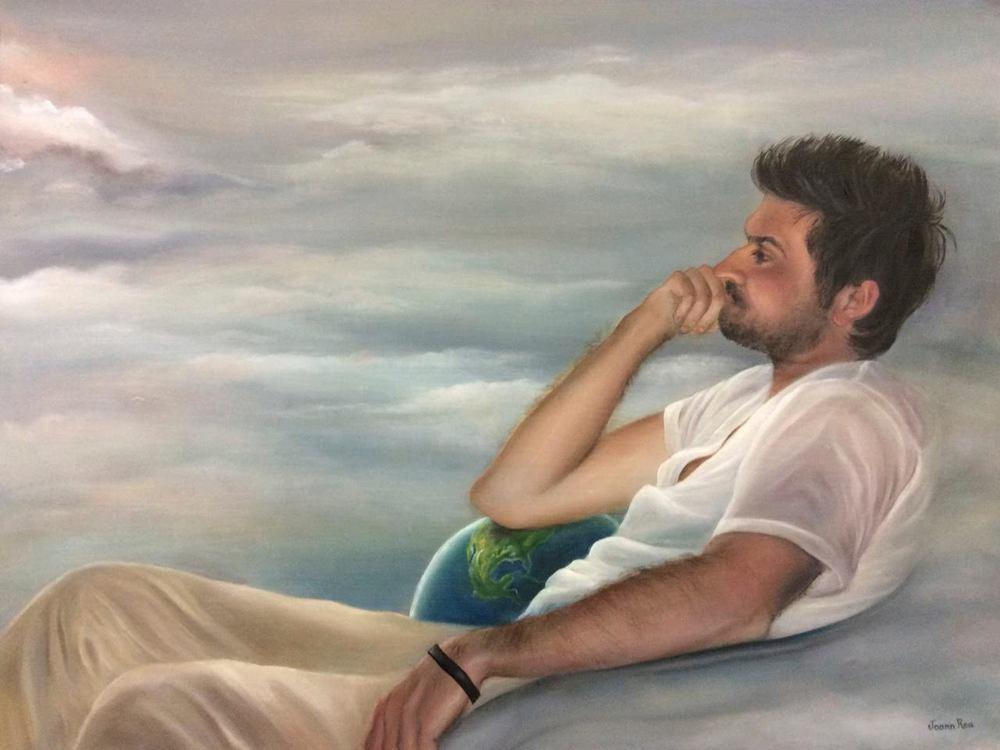 Joann Rea, Painting