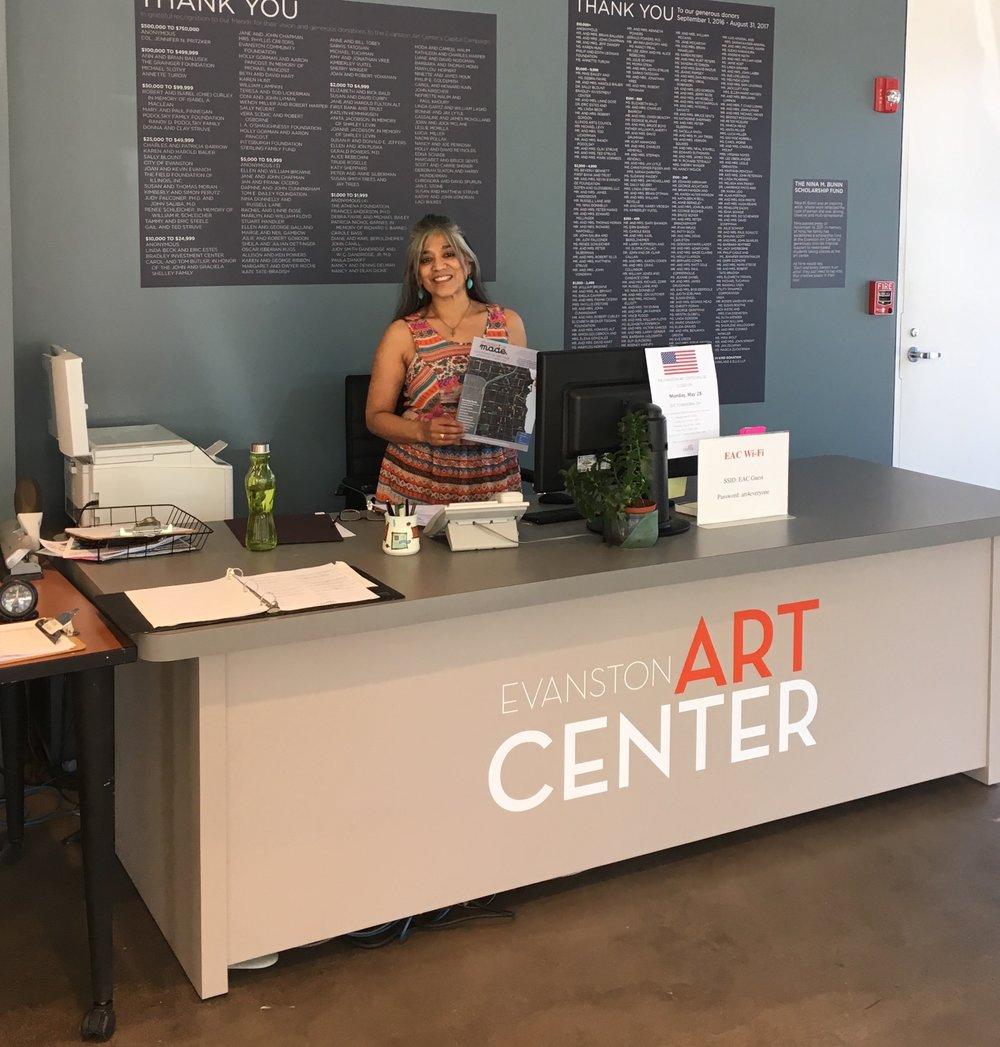 Evanston Art Center, 1717 Central Street
