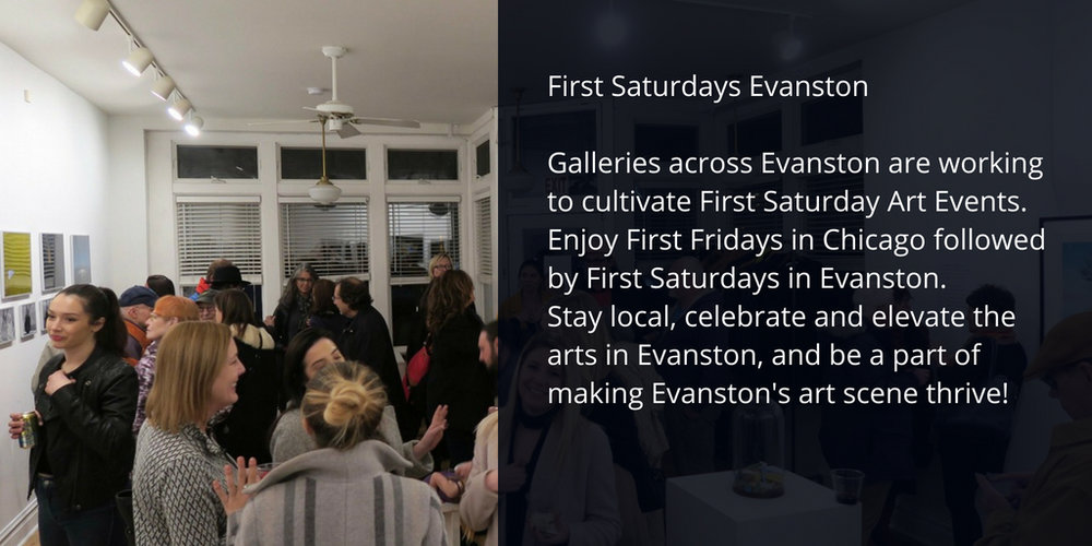 First Saturday Art Events